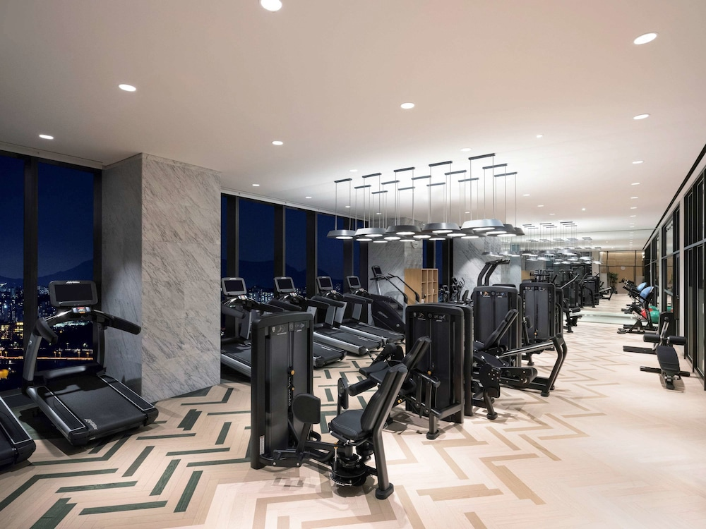Sports Facility, Novotel Ambassador Seoul Yongsan - Seoul Dragon City