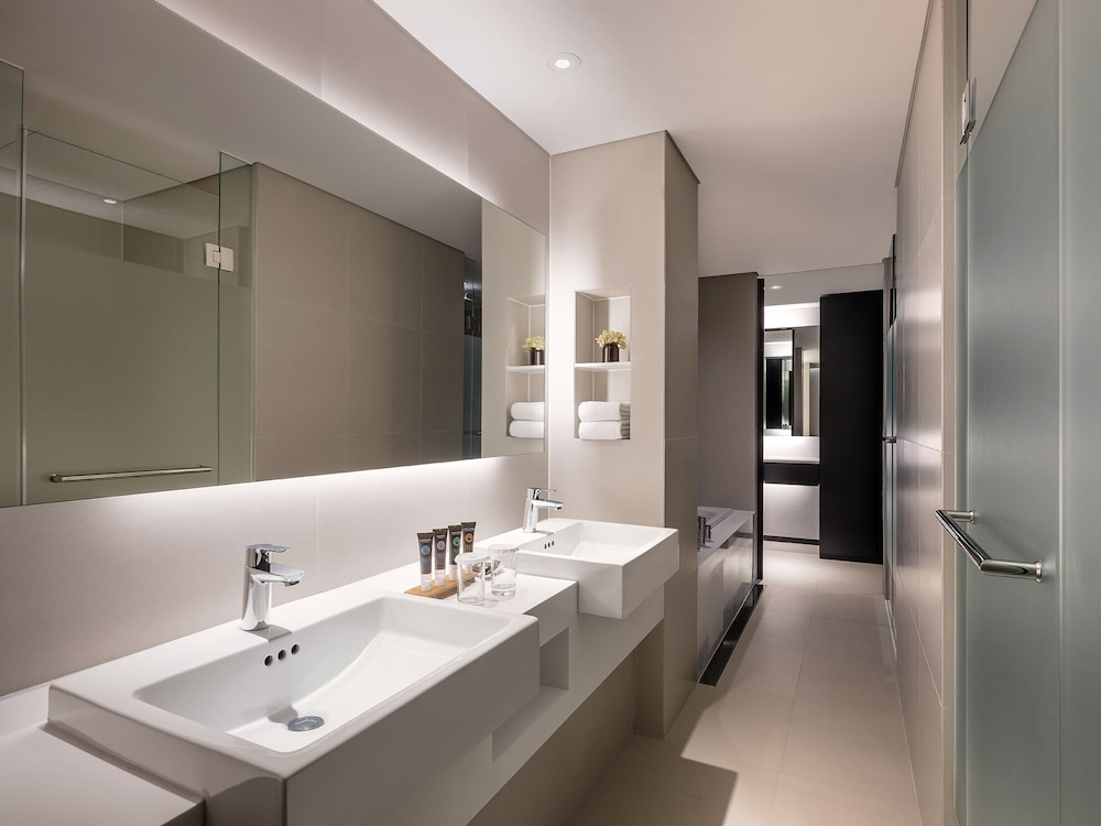 Bathroom, Novotel Ambassador Seoul Yongsan - Seoul Dragon City