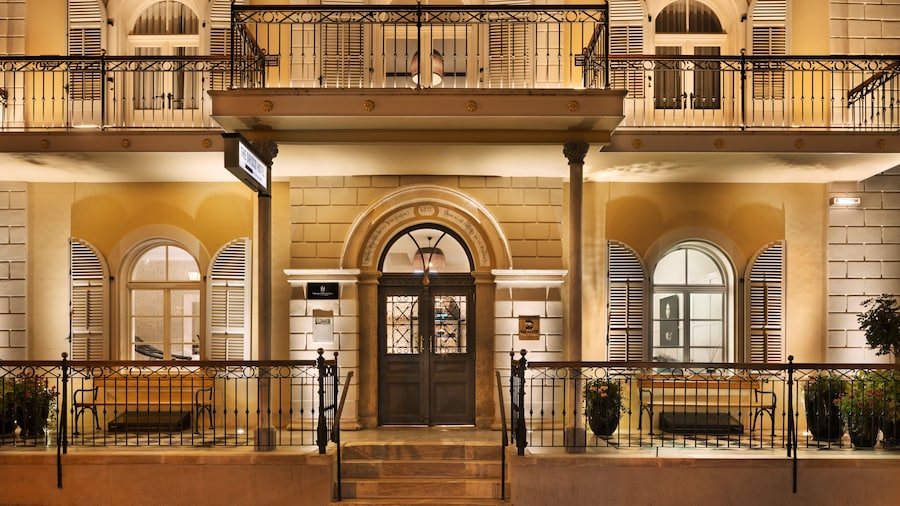 The Drisco Hotel – The Leading Hotels of The World