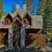 Beautiful Forest Home Near the South Gate of Yosemite National Park