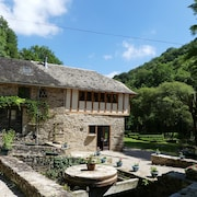 14th Century Mill, Set in Woodlands, a 4-bed Gite With Private Pool
