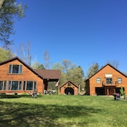 Private Lake Home. Peace, Quiet & Adventure Near Spooner, Wi NOT PET Friendly