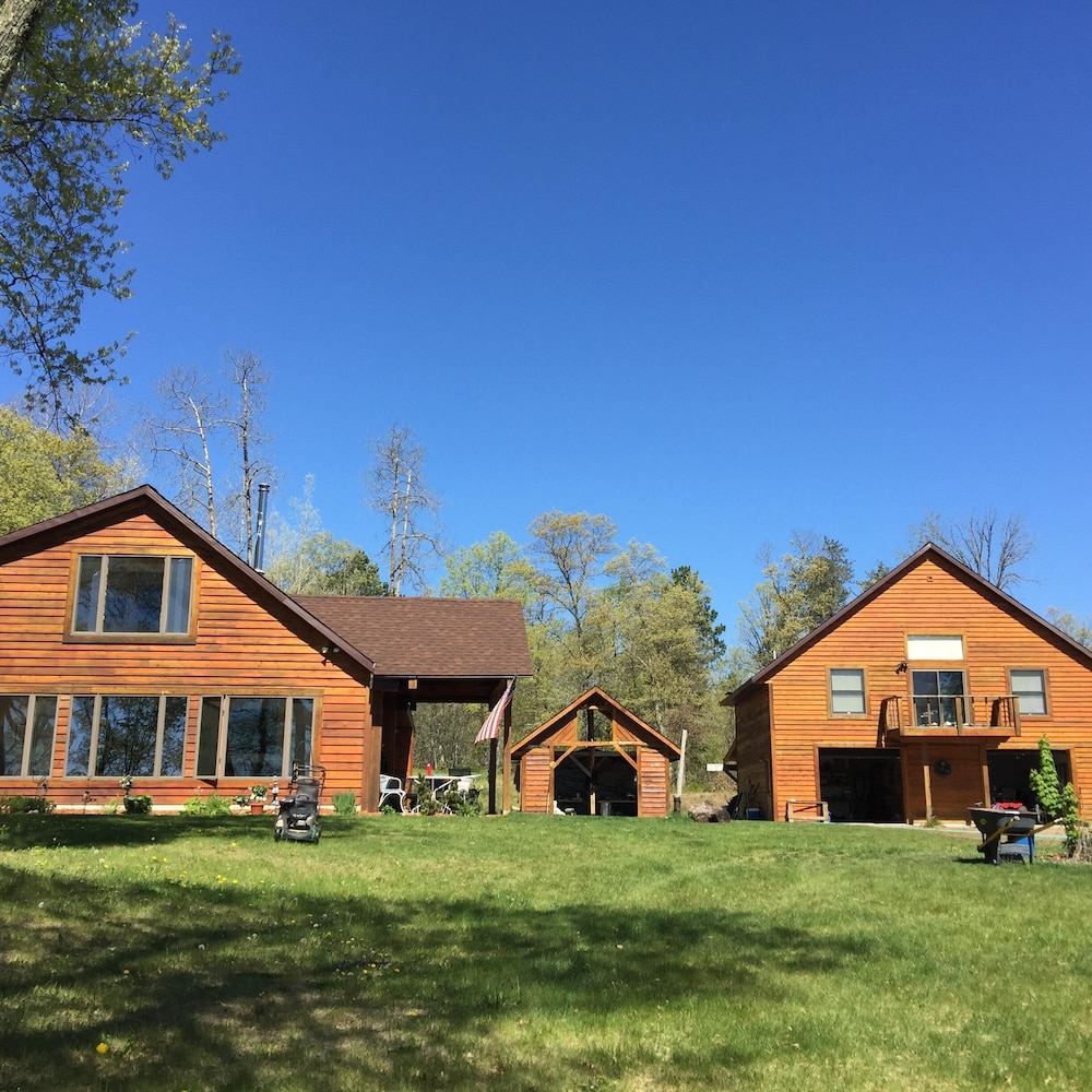 Exterior, TWO BEATIFUL CABINS  IN THE HEART OF RECREATION COUNTRY