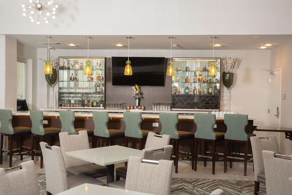 Bar, Homewood Suites by Hilton Allentown Bethlehem Center Valley