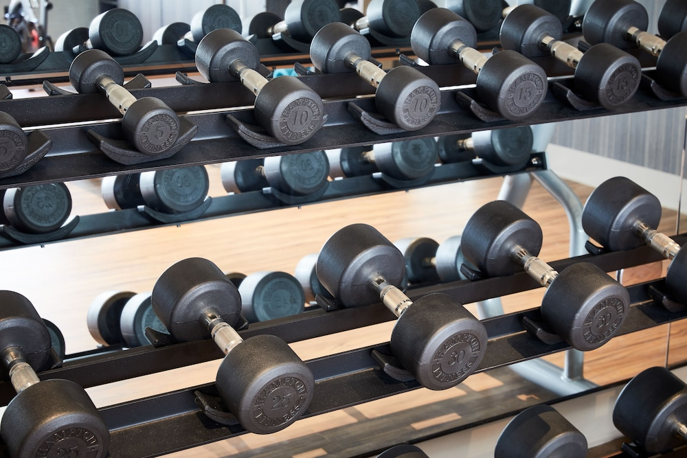 Fitness Facility, AC Hotel by Marriott Tucson Downtown