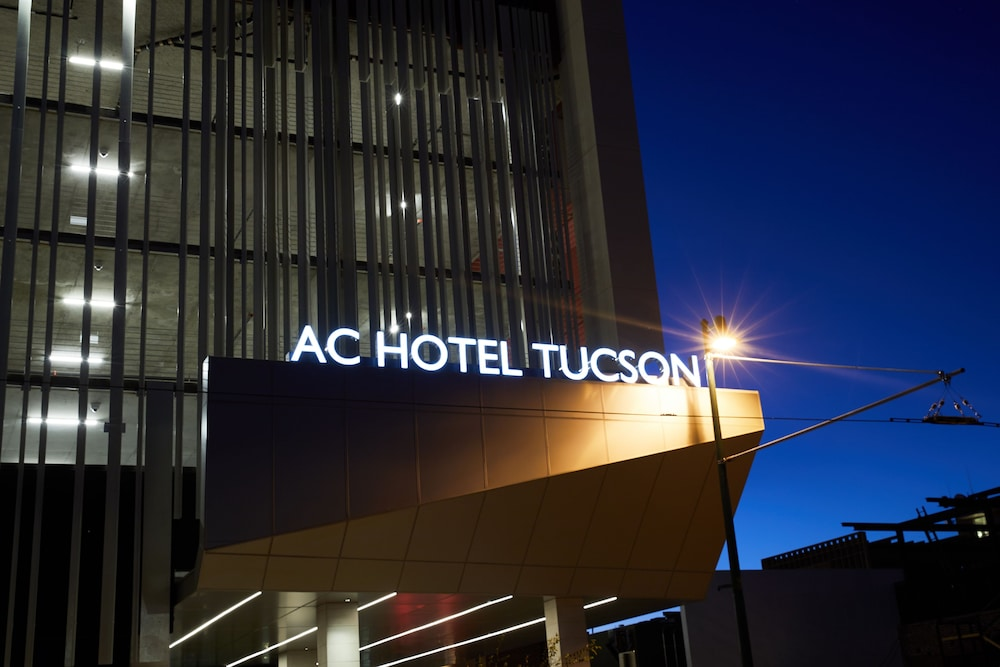 Front of Property - Evening/Night, AC Hotel by Marriott Tucson Downtown