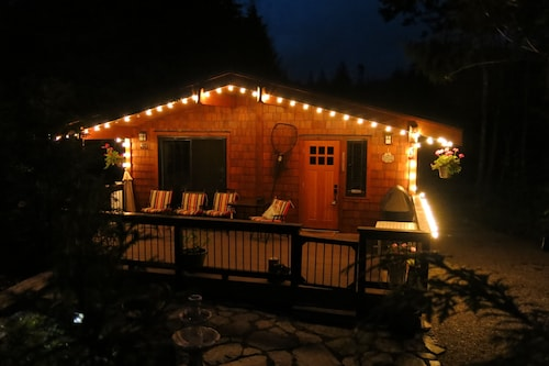 Welcome to Port Renfrew's Pet Friendly Cottage