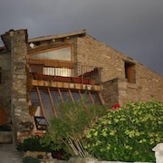 Guialmons: Country Holiday Home - 9 Rooms - 12/15 Persons
