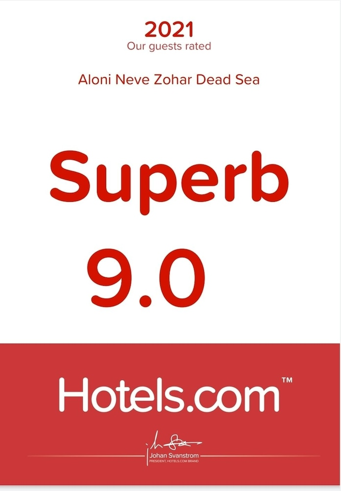 Front of Property, Aloni Neve Zohar Dead Sea