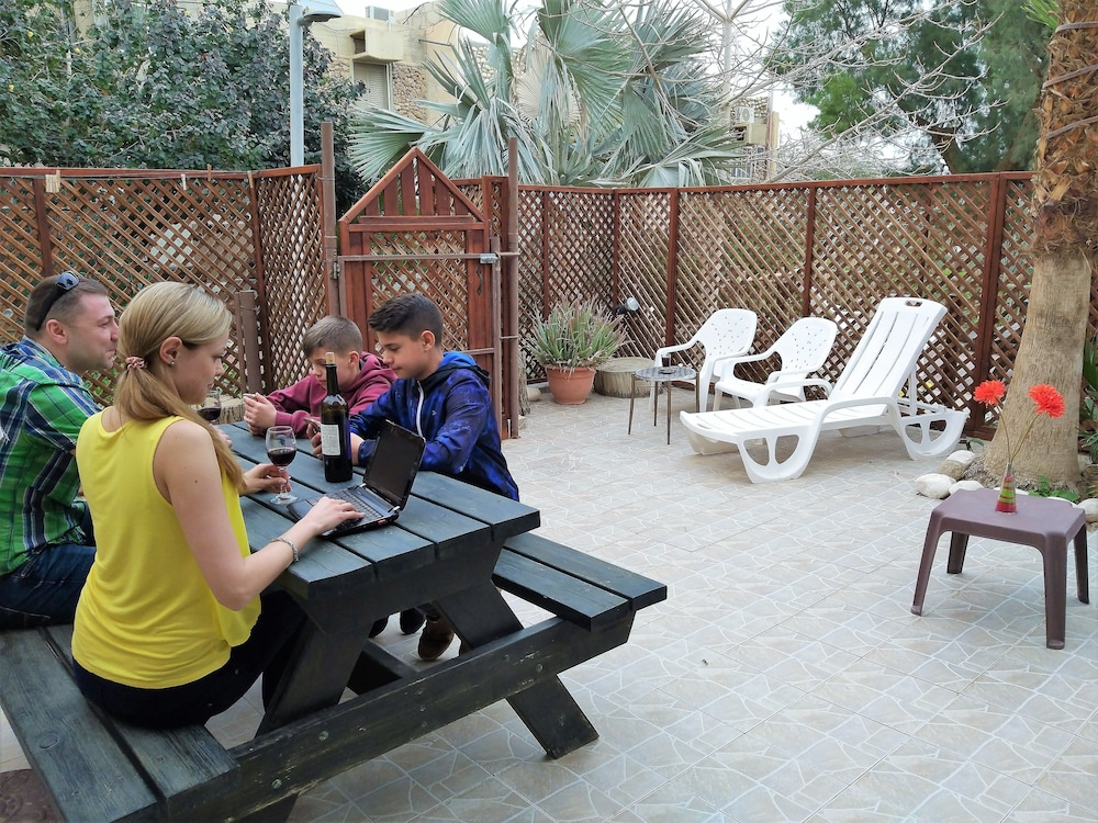 Children's Play Area - Outdoor, Aloni Neve Zohar Dead Sea