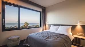 高級寢具、羽絨被、隔音、免費 Wi-Fi