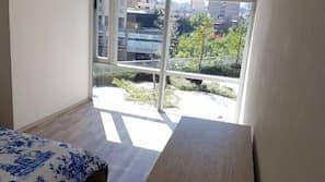 1 bedroom, individually decorated, blackout drapes, iron/ironing board