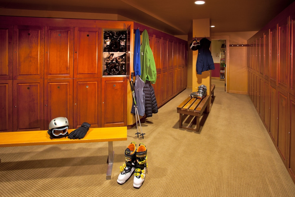 Equipment Storage, The Edelweiss Lodge and Spa