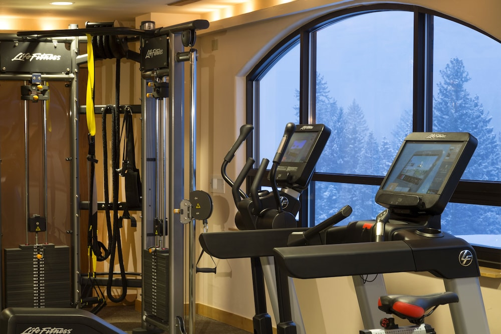 Gym, The Edelweiss Lodge and Spa