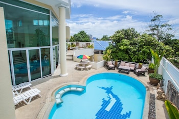 Penthouse Pool Villa Pattaya