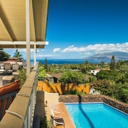 Private Wailea Home! Amazing Ocean View March/april Specials