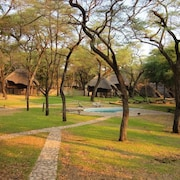 The Tree Lodge at Sikumi