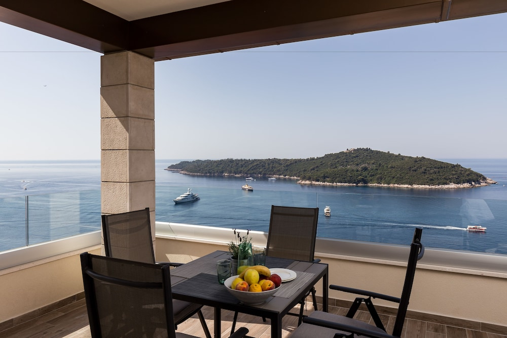 View from Room, Amorino of Dubrovnik Apartments