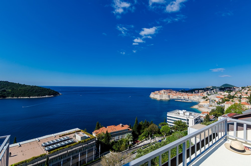 Balcony View, Amorino of Dubrovnik Apartments