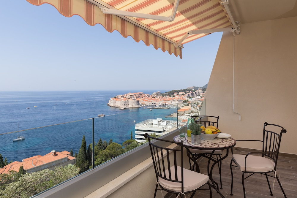 Balcony, Amorino of Dubrovnik Apartments