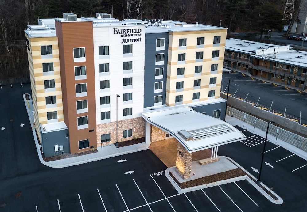 Exterior, Fairfield Inn & Suites by Marriott Asheville Tunnel Road