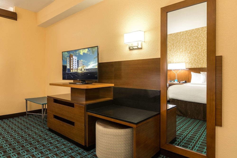 Room, Fairfield Inn & Suites by Marriott Asheville Tunnel Road