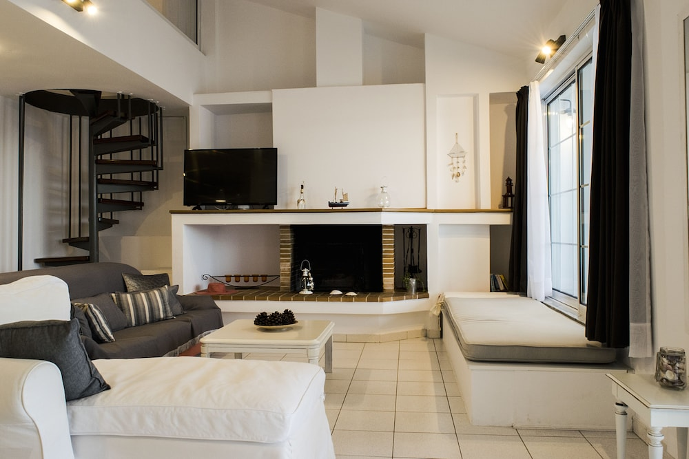 Living Room, Meli Apartments & Villas