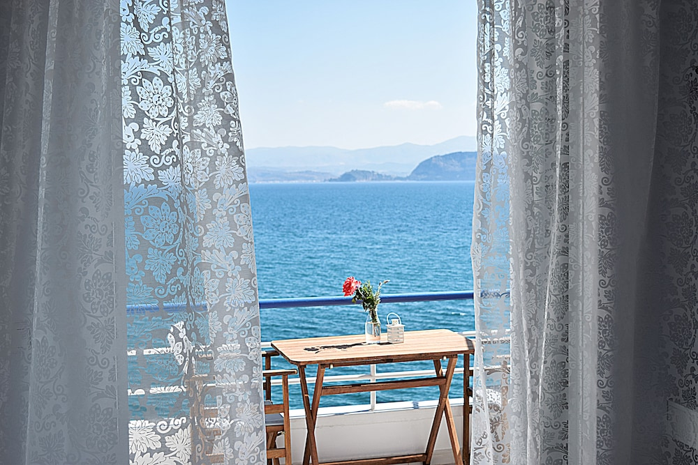 Balcony View, Meli Apartments & Villas