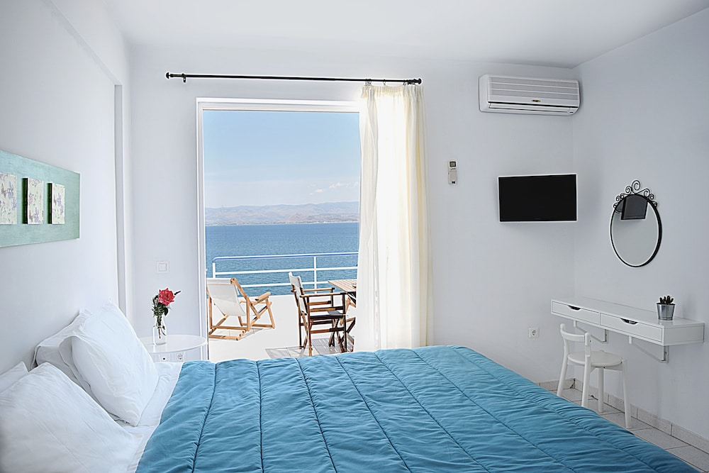 Living Area, Meli Apartments & Villas