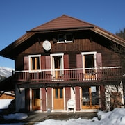 Chalet, Comfort, Charm and Light, Overlooking Mont Joly ,, Miage Warrens