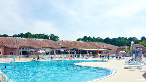 LES Villas DU Lac, Swimming Pool, Tennis, Petanque, Minigolf, Children's Games