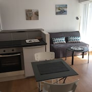 Charming 2 Rooms Arcachon Calm Center
