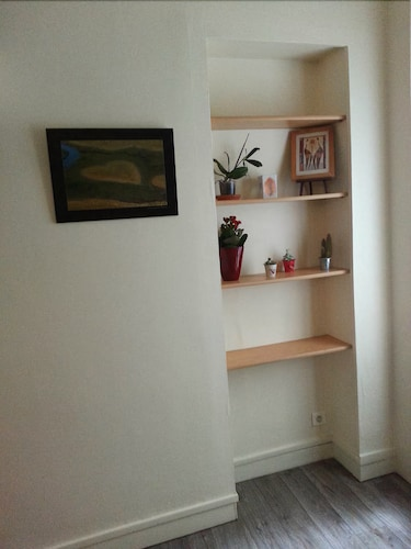 Studio 20m2 With Mezzanine in Paris 20m2 Studio Apartment With Loft ...