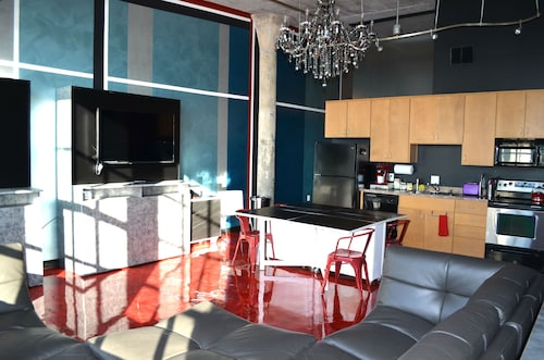 Check Expedia for Availability of 809 BIG Tier Derby City Urban Bourbon Loft Great View