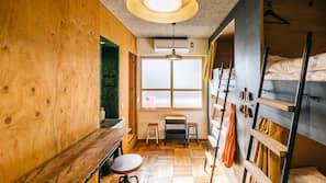 Desk, free WiFi