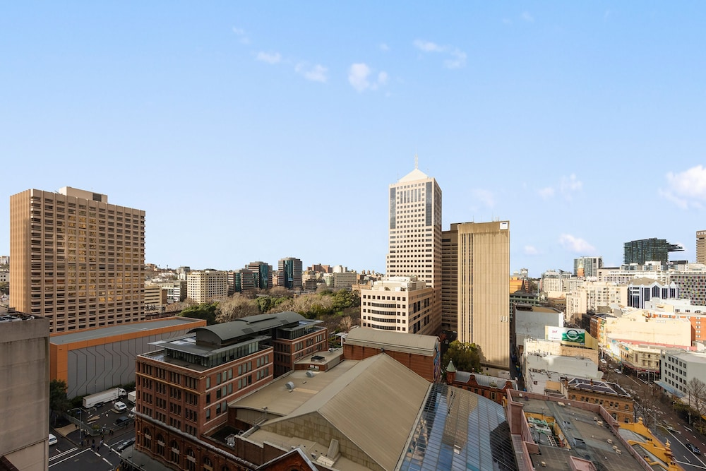 View from Property, Meriton Suites Campbell Street, Sydney