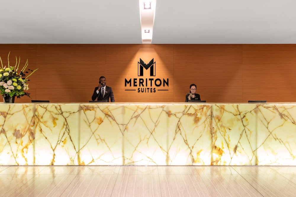 Reception, Meriton Suites Campbell Street, Sydney