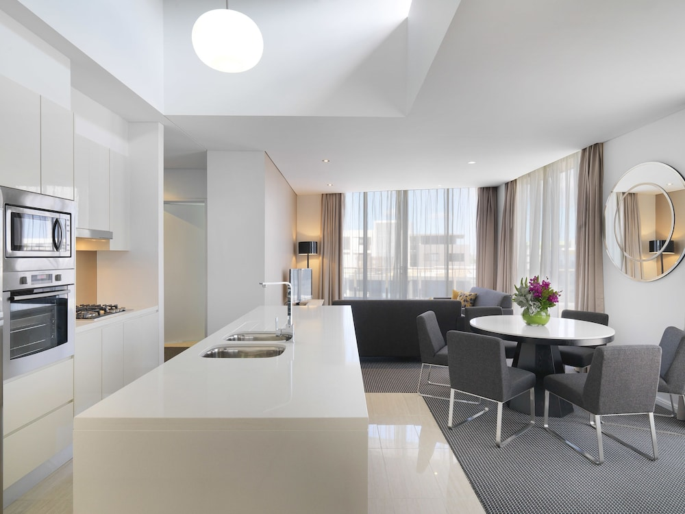 Three Bedroom Modern Suite - Featured Image