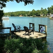 Paradise on the Lake in a Quiet Cove at a low Price
