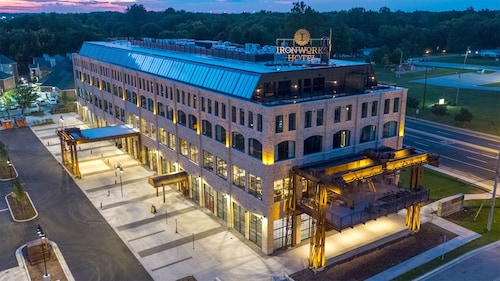 Check Expedia for Availability of Ironworks Hotel Indy