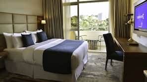 Pillow-top beds, minibar, in-room safe, individually furnished