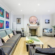 Perfect Home in Best Location - Luxurious Knightsbridge Apartment 2bed 2bath