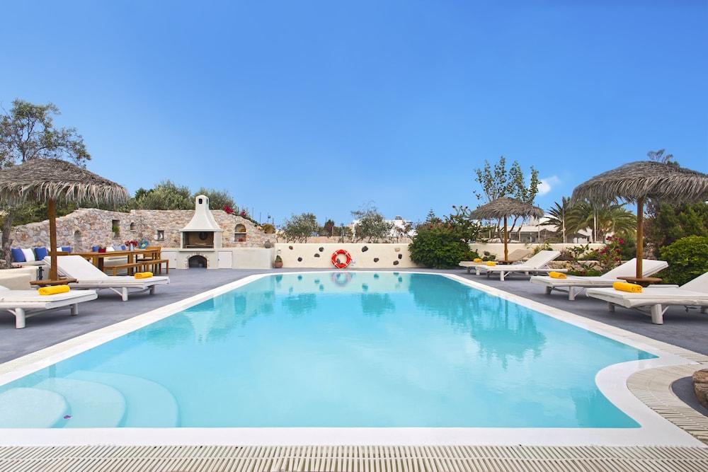 Elia Sunny Villa With Private Pool And Sea Views In
