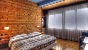 Biancheria da letto di alta qualità, minibar, con stile personalizzato