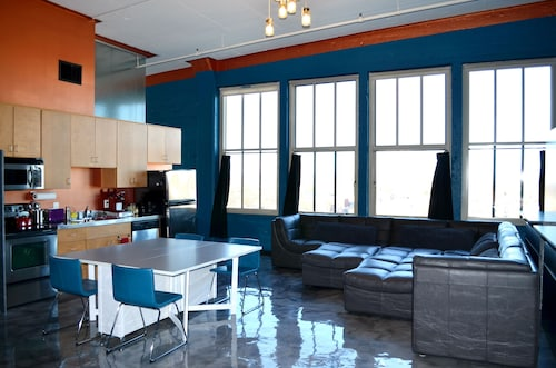 Check Expedia for Availability of 806bigger Tier Derby City Urban Bourbon Loft Great View