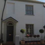 Holiday Home in Central Exmouth Grade 2 Listed Character Property, Very Charming