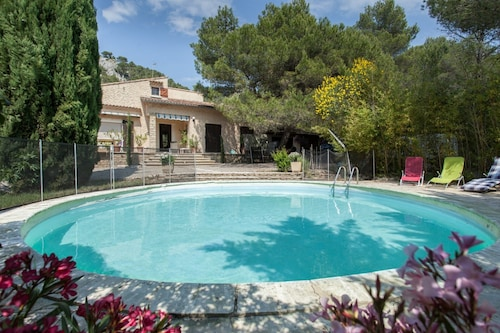 House Luberon Landscaped Park of 3 Hectares Heated Pool