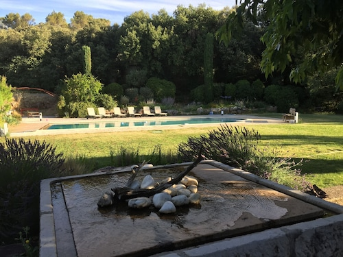 2 Holiday Homes LE Grand Saint Miter Brigitte and Philippe Welcome you