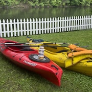 Woodstock Design Waterfront, Deck, Private Dock Kayak, Swim