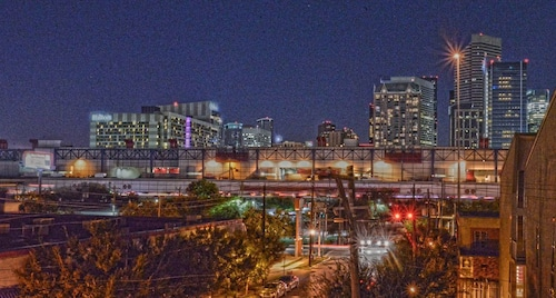 Check Expedia for Availability of Gorgeous Downtown Views - Corner Unit! 3 Blocks From Light Rail!